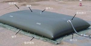 China Pillow Water Storage Tank / Plastic Water Bladder on sale