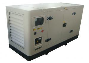 China 40KW Air cooled Deutz Diesel Generator Set Soundproof Generating 50KVA on sale