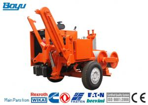 China ISO9001 Hydraulic Cable Puller Cummins Engine Diesel 325hp With High Performance on sale