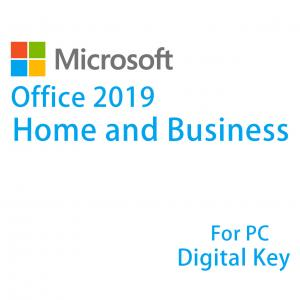 China Software Activate Microsoft Office 2019 Home And Business Key For PC on sale