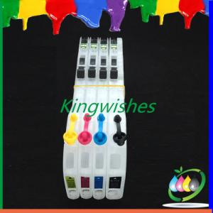 China LC101 long refillable ink cartridge with chip on sale