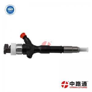China 1hz injector-4 stroke engine fuel injector 093500-3400 apply to Toyota on sale
