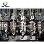2L Automatic 2 In 1 Combi Water Bottling Equipment