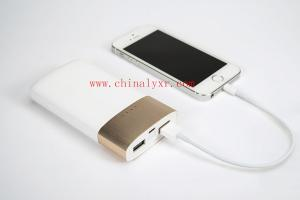 China New design hot sale wholesale xiaomi/iphone/samsung power bank portable on sale