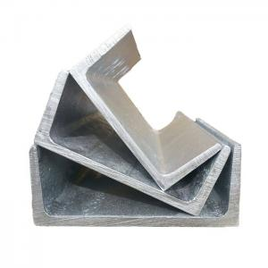China Hot Dipped Galvanized Steel Angles 24mm Structural Steel Sections on sale