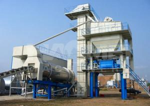 China LB1000 asphalt mixing plant on sale