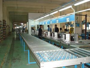 China Window Air Conditioner Production Line For Producing , AC Assembly Line on sale