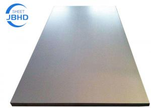 China Zinc Coating 610MM 275G 3mm 316 Stainless Steel Sheet ISO9001 on sale