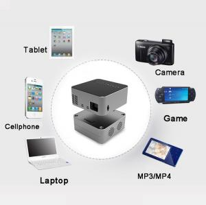 China new Smartphone portable LED projector for both Business & Education, Home for sale on sale