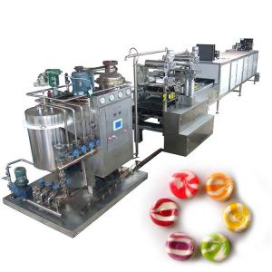 China Automatic Hard Candy Making Machine Depositing Line on sale
