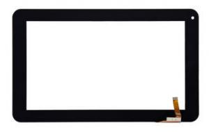China 7 OCA Capacitive Touch Screen Panel For The G + F / F Or G + G With USB / I2C Pins on sale