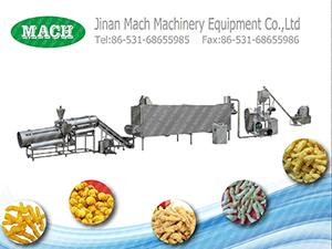 China kurkure/cheetos/twist making equipment,Kurkure/Cheetos/Niknak Machinery/Process Line on sale