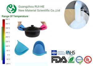 China Kitchen High Temperature Silicone Rubber Rapid Vulcanization For Sanitary on sale