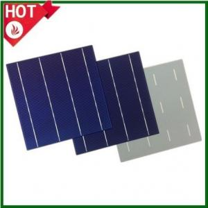 China 156*156mm poly solar cells with 3BB / 4BB, 6inch A grade poly solar cells for sale on sale