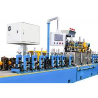 China Aluminum Galvanized Steel Tube Pipe Making Rolling Mill Line on sale