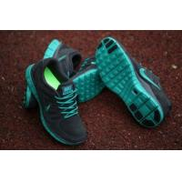 China Nike Free 5.0+ Anti-Fur Men Dark Gray Green Shoes Sale on sale