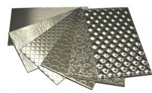 China decorative Stainless Steel sheet china supplier on sale