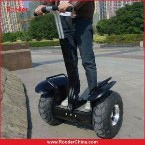 China 2015 New Off Road 2 / two wheel self balancing electric scooter standing up motor chariot on sale
