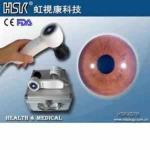 China Portable Iridology Camera HSK-9918U on sale