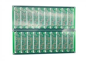 China Fr4 PCB multilayer print circuit board  rigid PCB board 1-24layer on sale