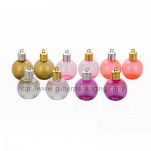 China Plastic Broozeballs Milk Juice Bulbs Cup Decor Christmas Tree Ornaments Creative Bulb ball Water Bottle Booze Filled on sale