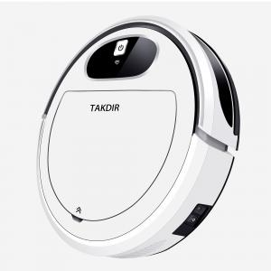 China Advanced Intelligent Wet And Dry Robot Vacuum Cleaner For Smart Home System on sale