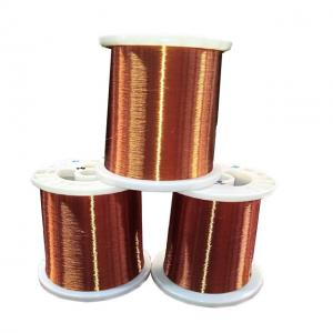 China Supper quality and good price of rewinding wire /magnet wire PEW-2/155 AWG34 on sale
