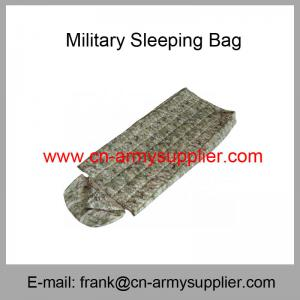 China Wholesale Cheap China Water-resistant Light-Weight Military Sleeping bag on sale