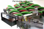 Edible Chew Or Chew Toy Extruding Machine Line