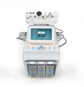 China 2019 High Quality H2O2 Hydro Dermabrasion Facial Peel Machine for Spa/deep clean oxygen bubble aqua facial machine on sale