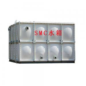 China SMC water storage tank on sale
