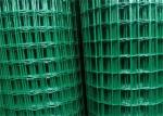 high quality pvc coated holland wire mesh euro fence garden  protecting mesh Square Shape