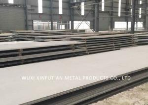 China Titanium Surface Hot Rolled 304 Stainless Steel Sheet High Accuracy Available on sale