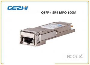 China 40G QSFP+ Module SR4 MPO 100M INDUSTRIAL Temp for Metro networks and Data centers on sale