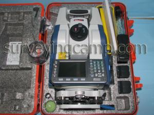 China Sokkia SRX 1 sec Robotic Total Station on sale