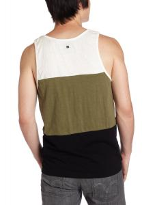China Anti-Wrinkle Mens Casual Tops / Tagless Mens Graphic Tank Tops on sale