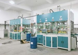 China Pulp Molding Machines / Disposable Fine Quality Package Making Machine on sale