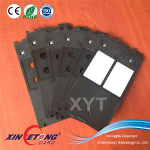 China Canon G PVC ID Card Tray Suit for CR80 Standard PVC Card on sale