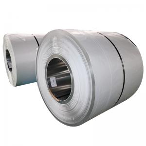China Natural Silver Cold Rolled 0.2m Stainless Steel Sheet Coil on sale