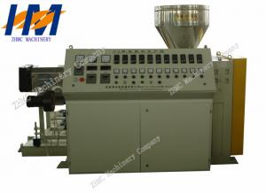 China 4 Ton Small Plastic Extruder Machine 380V 15KW Low Power Consumption on sale