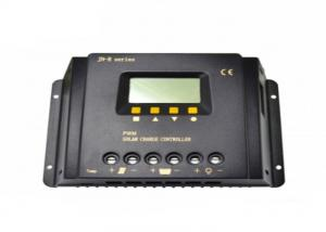 China 12v / 24v / 48v Auto Solar Power Charge Controller LCD Displaying 30amp 40amp 50amp 60amp on sale