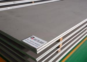 China SGS Approve width 1.5m Ferritic Stainless Steel Plate Sheet 304l 316ln 316ti 317l 347 on sale