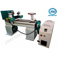 China Small CNC Wood Turning Lathe Mini Cnc Wood Lathe Machine 1015 For Homes Small business on sale