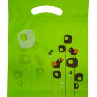 China Personalized Plastic Shopping Bags , Bio Compostable Shopping Bags on sale