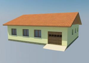 Quality Foam Cement Board Steel Frame Prefabricated Houses Modern Modular Home Plans For
