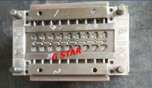 China Low Cost Rubber Eraser Injection Mould on sale