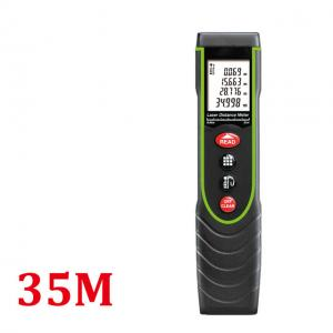 China 35m Pen style Hand-Held Digital Laser Distance Meter trena laser Range Finder Tape Measure tools device LCD display W-Ba on sale