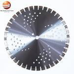 115mm 350mm Laser Welded Short Segment Concrete Saw Blades