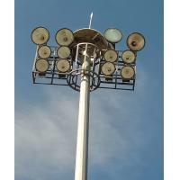 China High Lumens Modular 400W LED High Mast Light For Stadium on sale