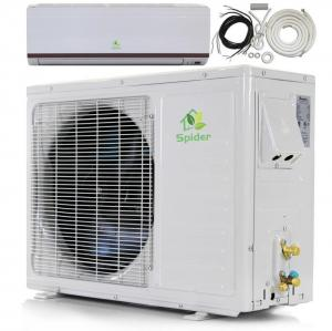 China Window Mounted Split Unit Air Conditioner 9000 Btu Capacity High Performance on sale